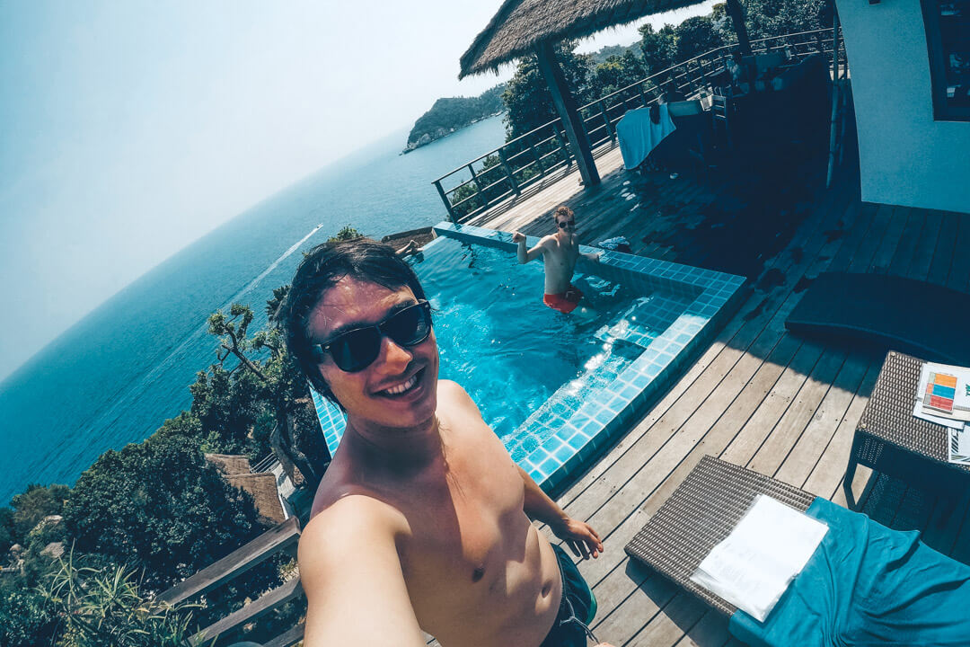 Cape Shark Villa in Koh Tao