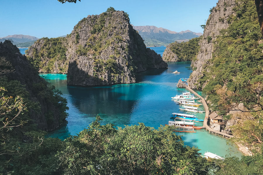 Coron Highlight - Kayangan Lake