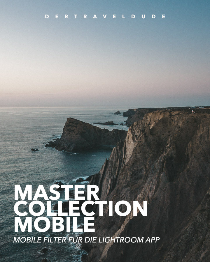 Lightroom Presets Master Collection Mobile DERTRAVELDUDE